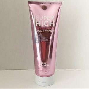 Bath & Body Works Pink Cashmere Body Wash